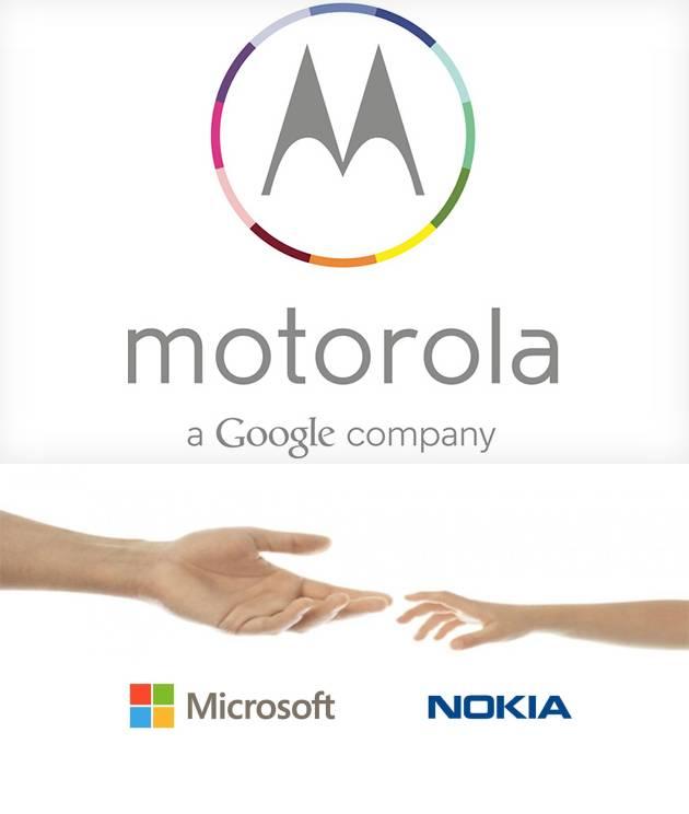 Nokia Motorola - Microsoft Google