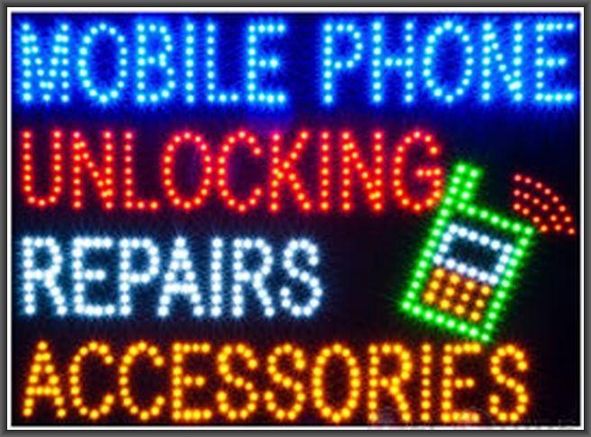 Phone Unlocking Repairs