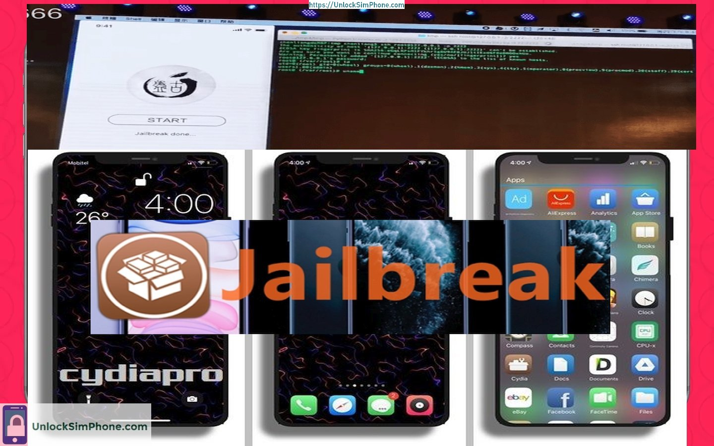 Jailbreak iOS download