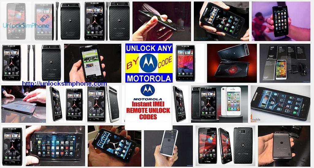 Unlocking Motorola Phones