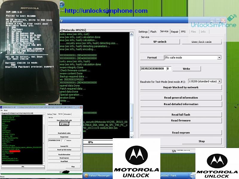Motorola mobile unlocking | Motorola IMEI Unlock | Motorola