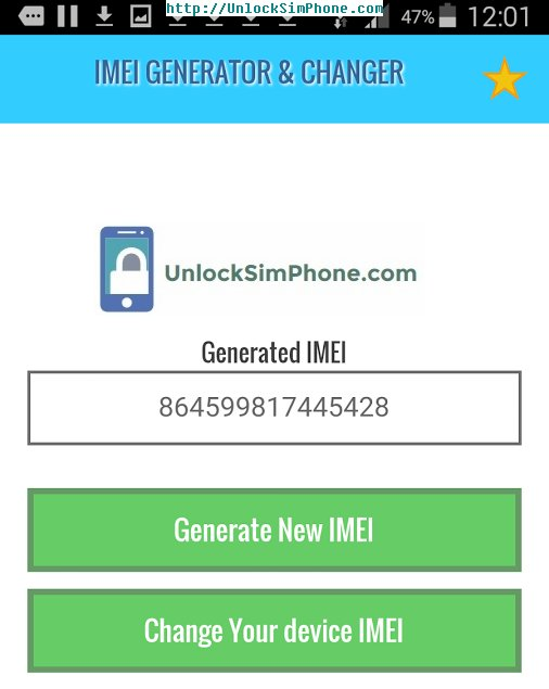 IMEI Generator Software