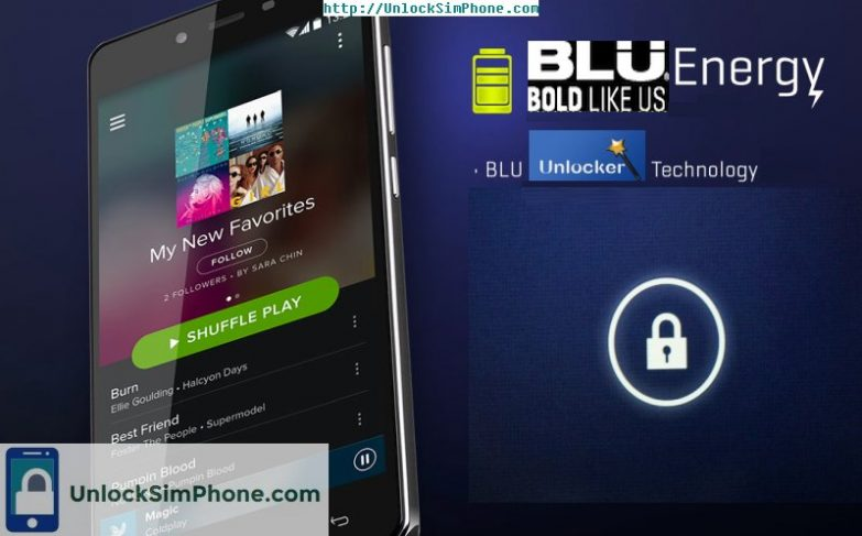 Free BLU unlock