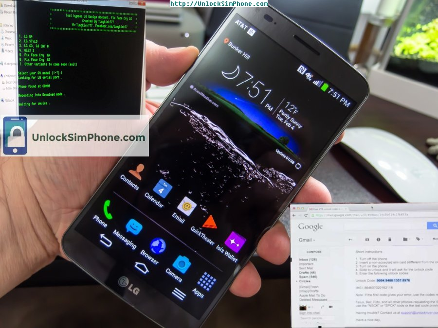 Download LG Code Generator Software