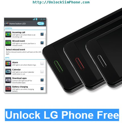 How To Unlock LG Free By Generator Tool