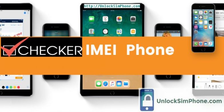 checking the IMEi