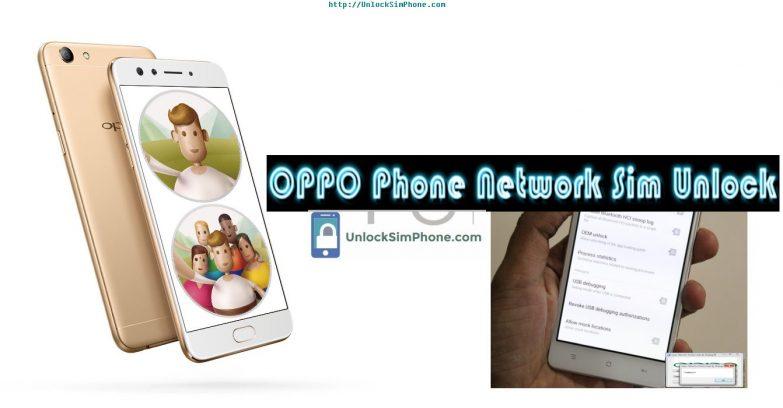 Unlocking oppo phone