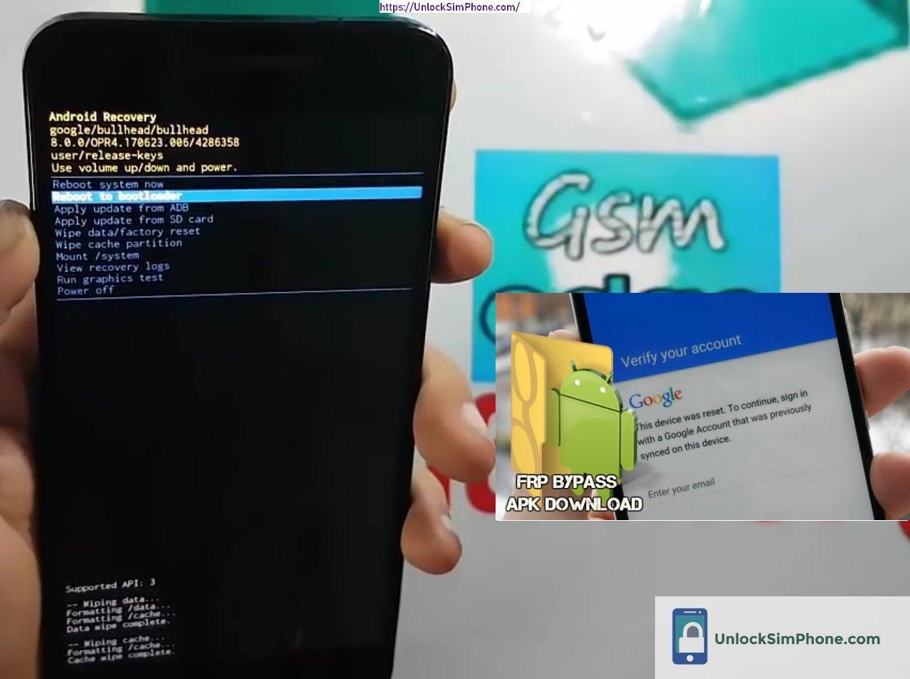 Google frp bypass apk download
