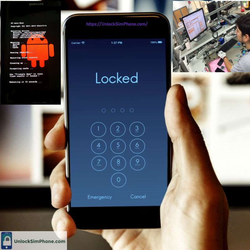 Unlocking phone SIM for free